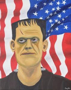 American Monster (Sold)