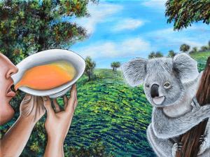 Do Marsupials Like Soup?