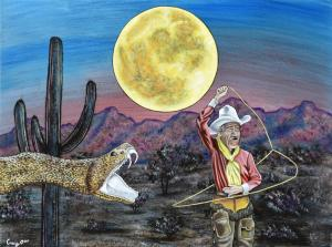 I'll Lasso The Moon For You