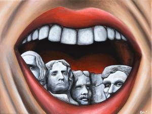 Mouth Rushmore