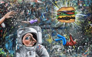 Schizoid Space Journey