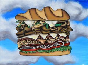 The Sandwich Of My Dreams