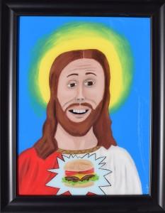 The Sacred Burger of Jesus