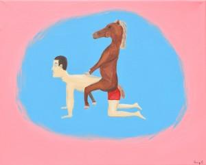 The Unfortunate Jockey
